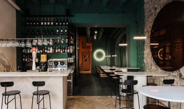 L'interior del restaurant Orvay | Orvay